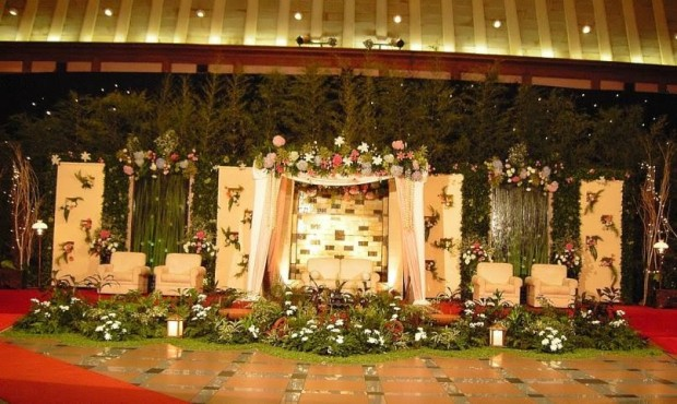 Dekorasi Pernikahan sef