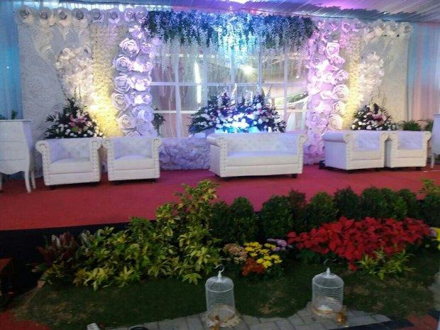 dekorasi pernikahan termurah di bandung