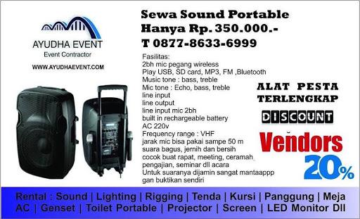 T 087786336999 Ayudha Event