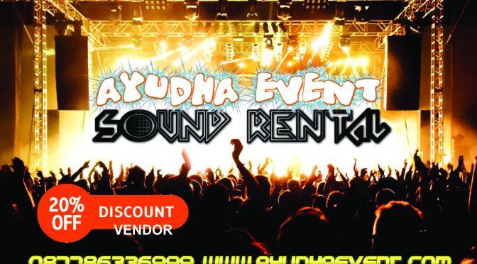 Sewa Sound Bandung 089666136999